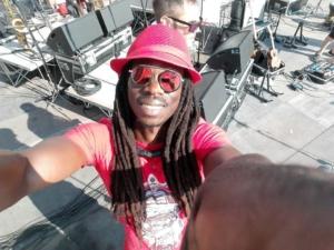 Ismalia Mbaye – Percussionist
