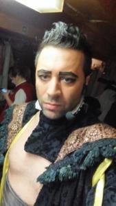 Marco Corazzesi – Actor and singer