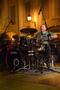 Samuele Lambertini – Percussionist